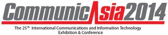 MOCET на выставке CommunicAsia 2014